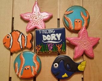 Finding Dory - Finding Nemo -One Dozen