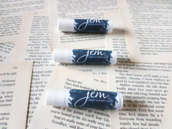 Jem Lip Balm (The Infernal Devices series)