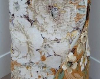 Vintage Floral Sanderson material