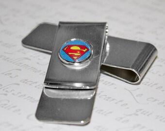 Superman Money Clip