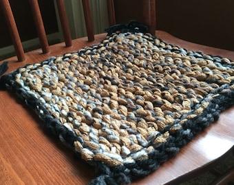 Cat Carpet Bed