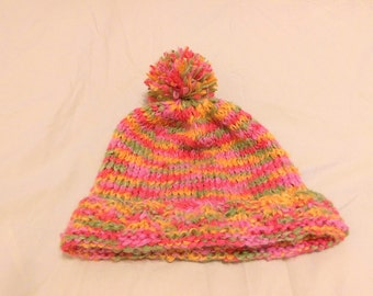 Multi-color Winter Hat - FREE SHIPPING