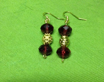 134 - Gold and Ruby