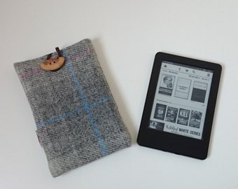 Harris Tweed Kindle Cover