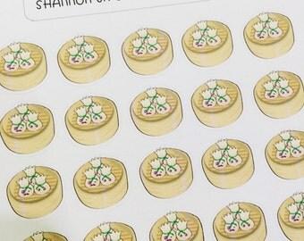 30 Cute Chive Dumplings (SUC#67)