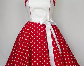 Petticoat dress dress 50's
