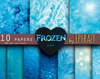 30% OFF AND MORE. Frozen digital paper. Frozen paper. Disney frozen. Frozen digital. Frozen. Frozen paper pack. Frozen background.
