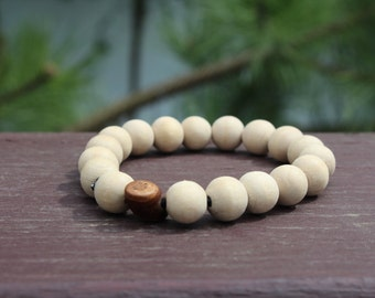 "Round 12mm ""Natural"" Bracelet (Classics Collection)"