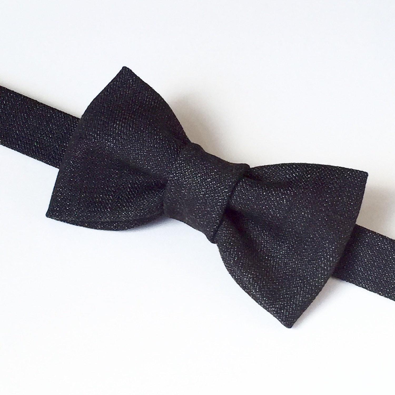s denim bow tie denim bow tie blue bow