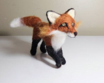 Fox. Made to order.