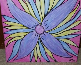 "Painting - ""Floral Burst"""