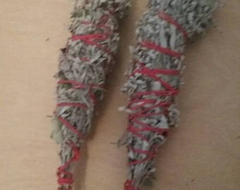 Sage/Cedar/Rosemary/Lilac Smudge Sticks