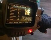 10% OFF  Fallout 4, Pip-Boy Mark IV, Pipboy, 3D printed, Replica