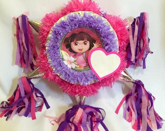 Personalized Dora The Explorer Pinata