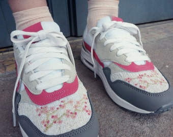 JAPAN hand embroidered Sneakers