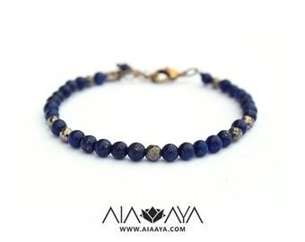 FREYA Bracelet - lapis lazuli