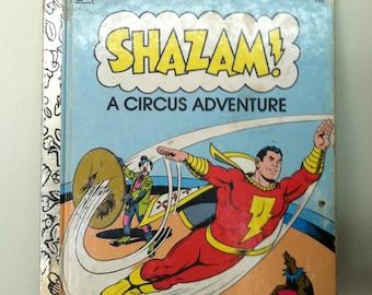 SHAZAM! A circus adventure