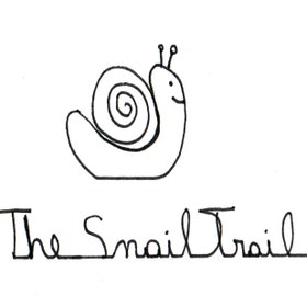 The Snail Trail Greetings Cards