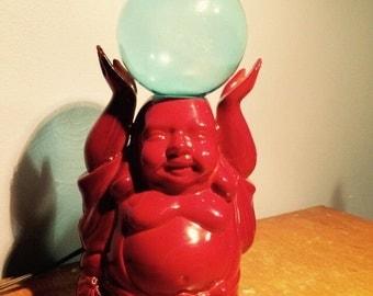 BUDDHA TESLA Globe Lamp