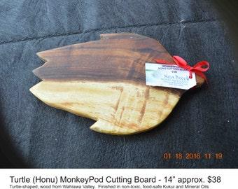 Hawaiian Hardwood Cutting Board