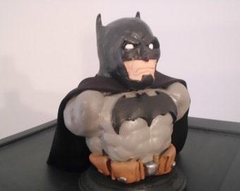 Custom Batman Statue