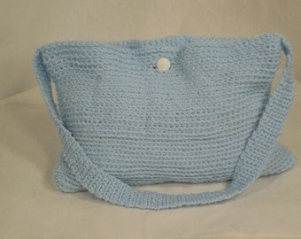 Purse Medium Blue