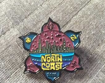 NORTH COAST 2016 PINS *presales*
