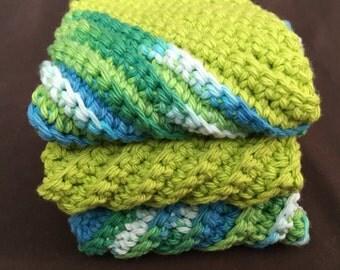 Crocheted Dish Cloths