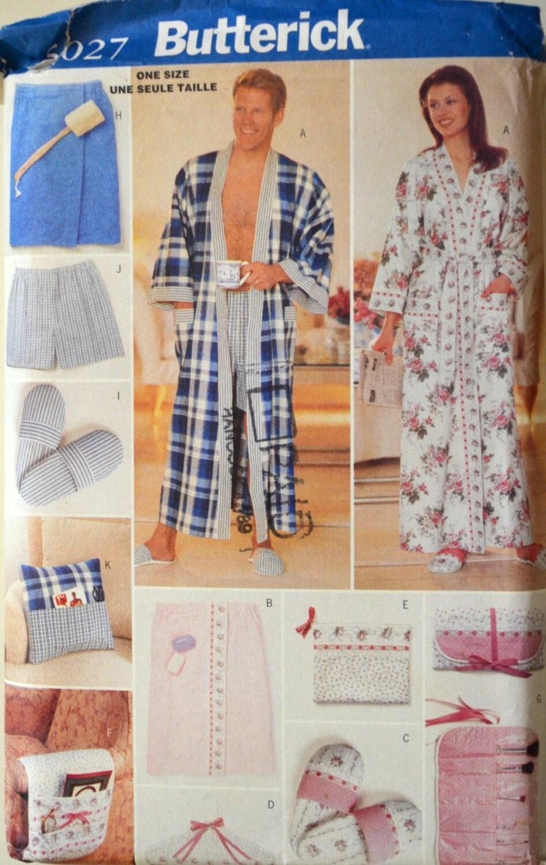 00e6f2d2b3 Uncut 1990s Butterick Vintage Sewing Pattern 5027