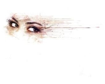 Digital Watercolor 8