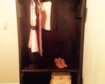 Beautifully Hand Crafted Wardrobe