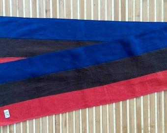 Vtg CP COMPANY Stripes Scarf