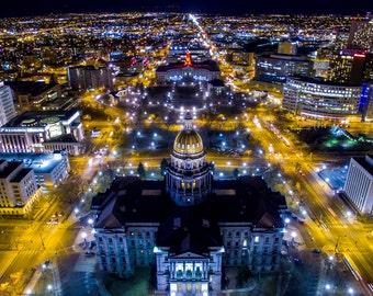 Colorado State capital / Denver