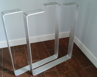 X Shape Aluminum Table Legs Desk Legs Or Furniture Legs Diy