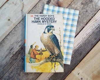 Hardy Boys The Hooded Hawk Mystery - Custom Kindle Case, Kindle Cover,  eReader Case, eReader Cover, Tablet Case, Tablet Cover