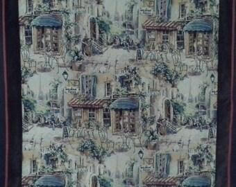 Italian Cafe - Tapestry - Free Shipping