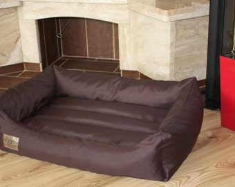 Dog bed/Dog couch with removable cover, 92 x 65