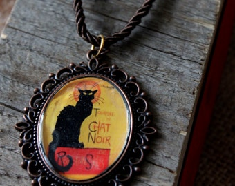 Le Chat Noir-Necklace