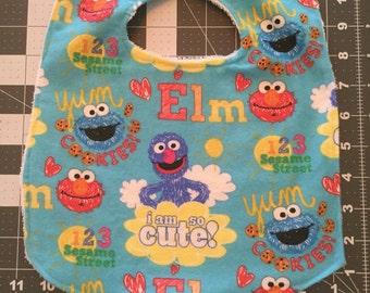 Elmo bibs