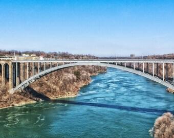 Rainbow Bridge - Niagara Falls Ny