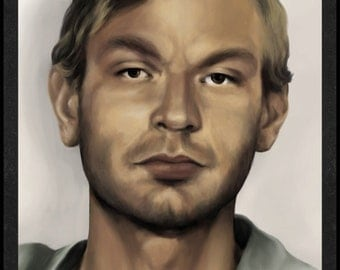Jeffrey Dahmer is Card Number 66 from the Original Serial Killer Trading Cards