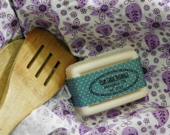 NEW - Honey Oatmeal Vanilla Soap
