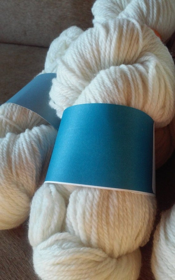 100% Cormo Lamb Wool Worsted Weight Skein