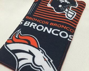 Denver Broncos Credit Card/Business Card Holder/Wallet