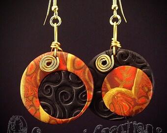 Autumn Vice Versa Earrings
