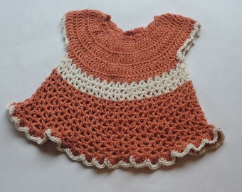 Sweet dress for a sweet baby girl