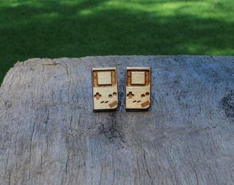 Gamer Timber Earrings