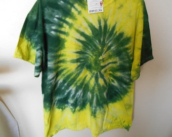 100% cotton Tie Dye T-shirt MMXL26 size XL