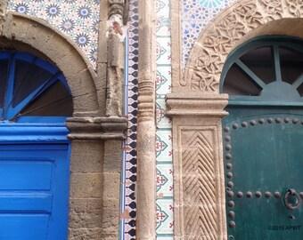 "018 - Photography: Essaouira, Morocco  - 20"" x 30"" (508 x 762mm)"