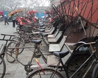 "006 - Photography: Beijing, China  - 20"" x 30"" (508 x 762mm)"
